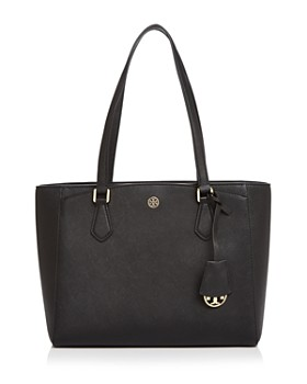 1b690d76fc0 Tory Burch - Robinson Small Leather Tote ...