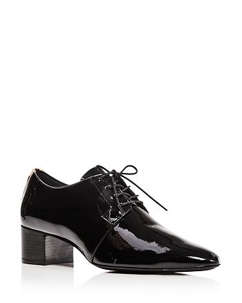 Giuseppe Zanotti - Women's Chunky Heel Loafers