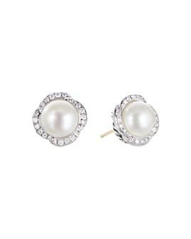 Pearl Earrings Bloomingdale S