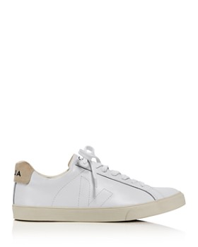 VEJA - Women's Esplar Low-Top Leather Sneakers