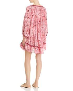 Poupette St. Barth - Bety Poncho Mini Dress