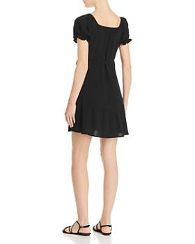 Flynn Skye - Annabelle Mini Wrap Dress
