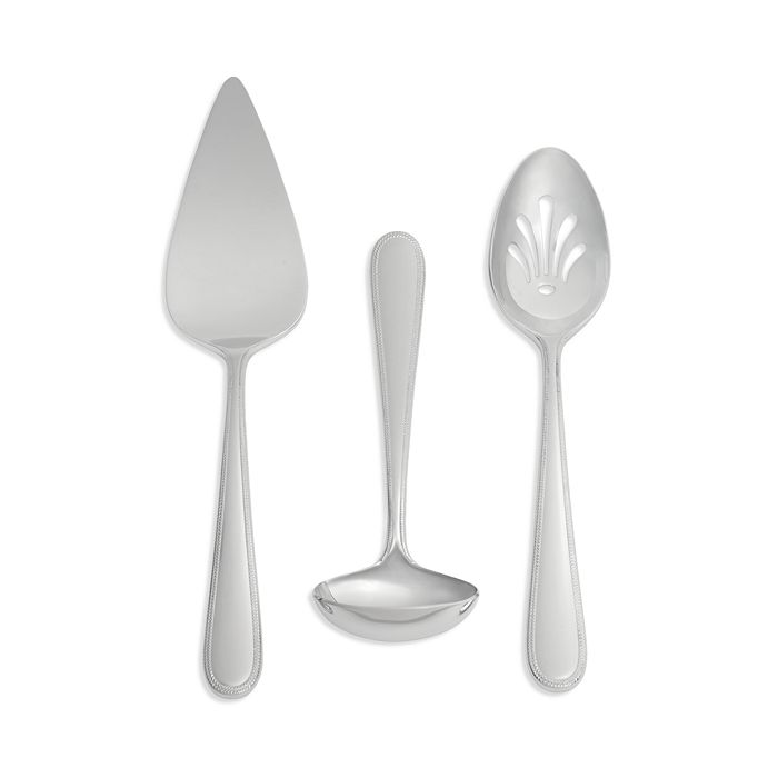 Wedgwood - Infinity 3-Piece Serving Set