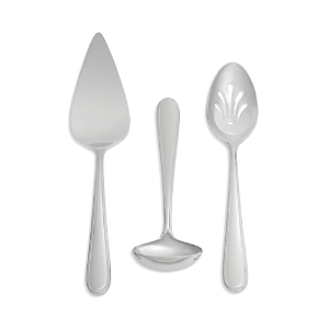 Vera Wang Wedgwood Vera Infinity 3-Piece Serving Set-Home