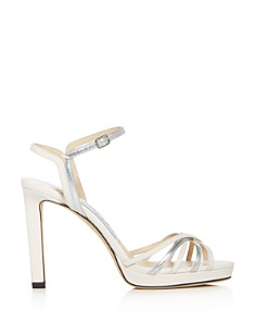 Jimmy Choo - Women's Lilah 100 High-Heel Platform Sandals