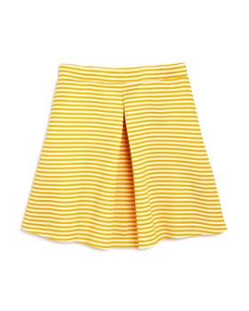 AQUA - Girls' Striped A-line Skirt, Big Kid - 100% Exclusive