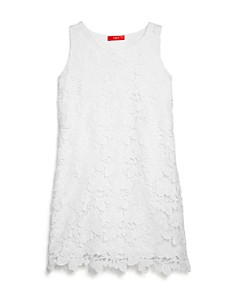 AQUA - Girls' Lace Shift Dress, Big Kid - 100% Exclusive