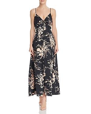 Joie Dresses ALMONA FLORAL MAXI DRESS