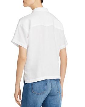 Eileen Fisher - Organic Linen Button-Down Top