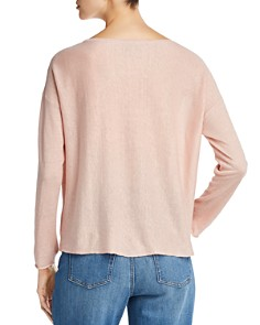Eileen Fisher - Lightweight Cropped Sweater
