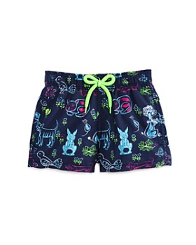 b29cb49bfb Vilebrequin - Boys' Jim Florence Animal-Print Swim Trunks - Little Kid, Big  ...