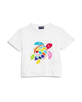 Vilebrequin - Tortue Rainbow Turtle Graphic Tee - Little Kid, Big Kid