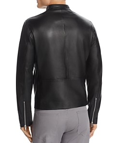 Theory - Wynwood Benji Leather Jacket