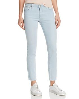 714d42264 Light Blue Designer Jeans for Women: Slim, Skinny & More ...