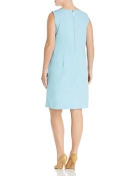Lafayette 148 New York Plus - Ensley Sleeveless Shift Dress