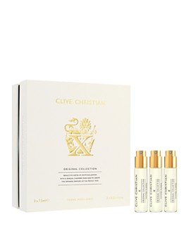 Clive Christian - Original Collection X Feminine Travel Refill Vial Set