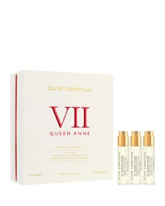 Clive Christian - Noble VII Rock Rose Travel Refill Vial Set