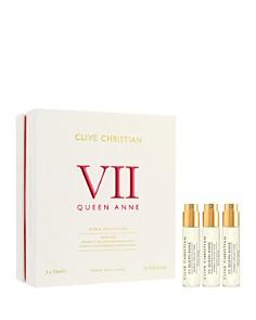 Clive Christian - Noble VII Rock Rose Travel Refill Vial Set