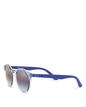 Ray-Ban - Unisex Phantos Mirrored Sunglasses, 44mm - Big Kid