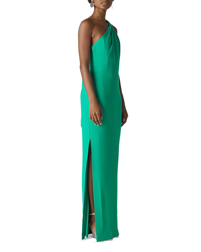 Whistles - Bethan One-Shoulder Gown
