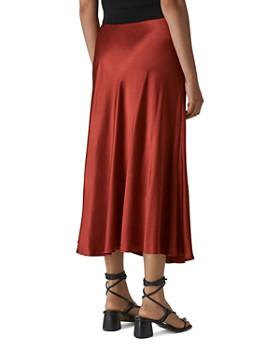 982d39f0a Midi Women's Skirts: A Line, Full, Midi, Maxi & More - Bloomingdale's