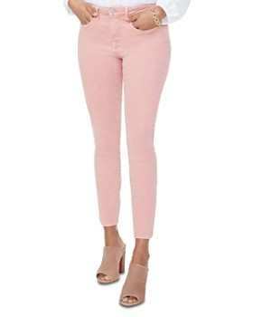 82dfd063862 NYDJ - Ami Cropped Skinny Jeans in Coral Haze ...