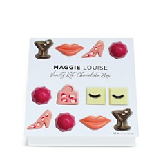 Maggie Louise Confections - Vanity Kit Chocolate Box