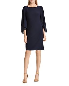Ralph Lauren - Jersey Sheath Dress