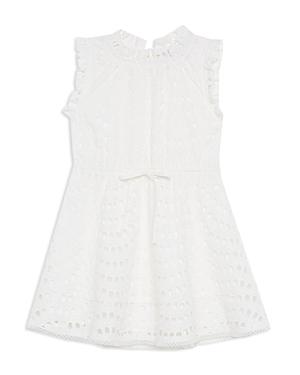 Bardot Junior Girls' Lorrie Ruffle Dress - Little Kid