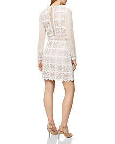 REISS - Aria Lace Dress