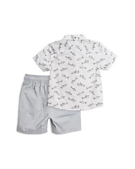 Sovereign Code - Boys' Reef + Gateway Button-Down Shirt & Shorts Set - Baby