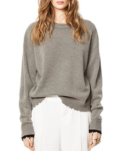 Zadig & Voltaire - Gaby Layered-Look Cashmere Sweater