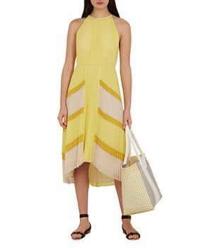 12f5ed6bc Ted Baker - Nellina Pleated Dress ...
