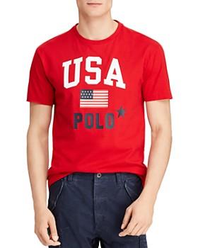 Polo Ralph Lauren - Americana Classic Fit Graphic Tee