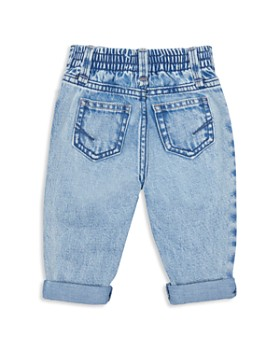 Habitual Kids - Girls' Heavy Wash Skinny Jeans - Baby
