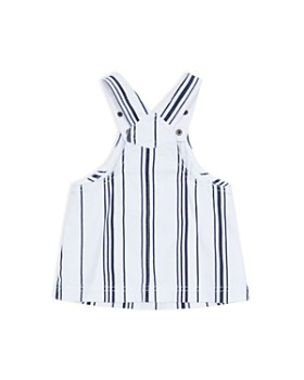Habitual Kids - Girls' Joleen Striped Overalls Dress - Baby
