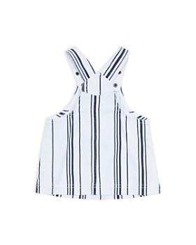 Habitual Kids - Girls' Joleen Striped Overalls Dress - Baby