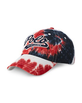 8169a399190 Polo Ralph Lauren - Tie-Dyed Twill Cap ...