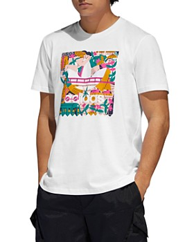 adidas Originals - Edgewood Logo Graphic Tee