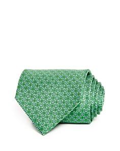 Salvatore Ferragamo - Gioco Gancini Silk Classic Tie