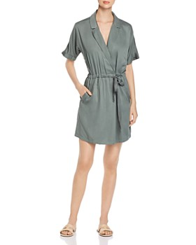Vero Moda - Harper Faux-Wrap Dress