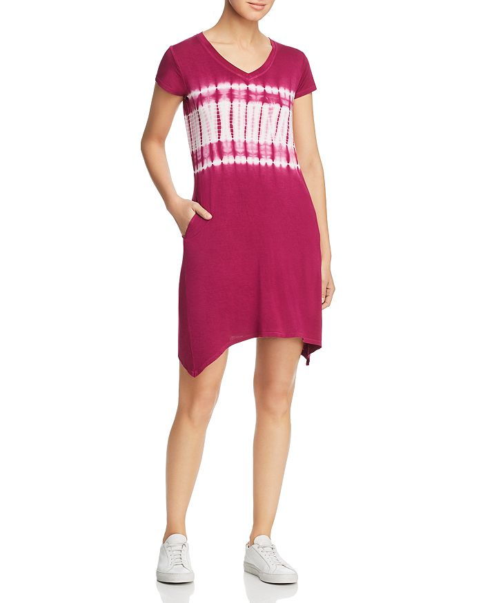 Marc New York - Tie-Dyed Tee Dress