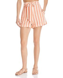 Show Me Your MuMu - Hadley Striped Shorts
