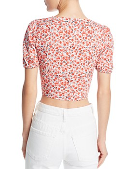 The Fifth Label - Fresco Floral Top