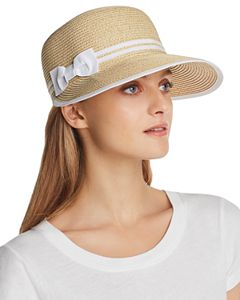 ff7d4ed7 August Hat Company Bow Detail Framer Cap | Bloomingdale's