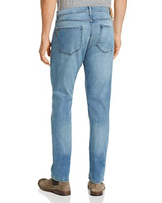 PAIGE - Federal Straight Fit Jeans in Mullen