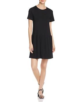Eileen Fisher Petites - Drop-Waist Dress