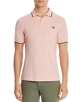 5401e1bd78b1a7 Fred Perry - Twin Tipped Slim Fit Polo