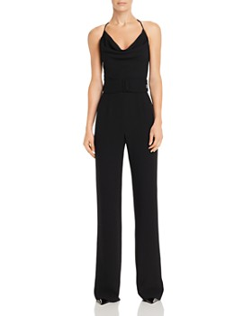 Black Halo - Diana Cowl Neck Jumpsuit - 100% Exclusive