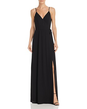 WAYF - Angelina Wrap Gown